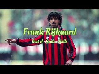 Frank Rijkaard (Best of - Goals - Skills)