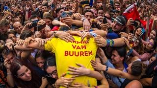 Armin van Buuren live at Untold Festival 2018