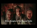 Camelot Knights of the Round Table Monty Python and the Holy Grail with Lyrics
