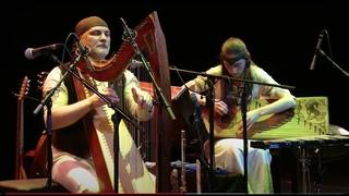Alizbar & Ann'Sannat / Celtic harp / Кельтская арфа / Гусли / Rainbow charm \Радуга волшебства МВМ