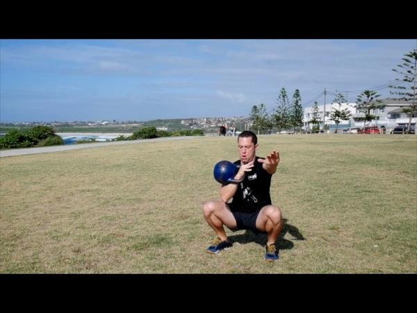 Kettlebell Complex Series Beginners