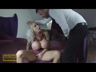 Sophie Anderson - Anal Submission Of Big-Boobed Bimbo