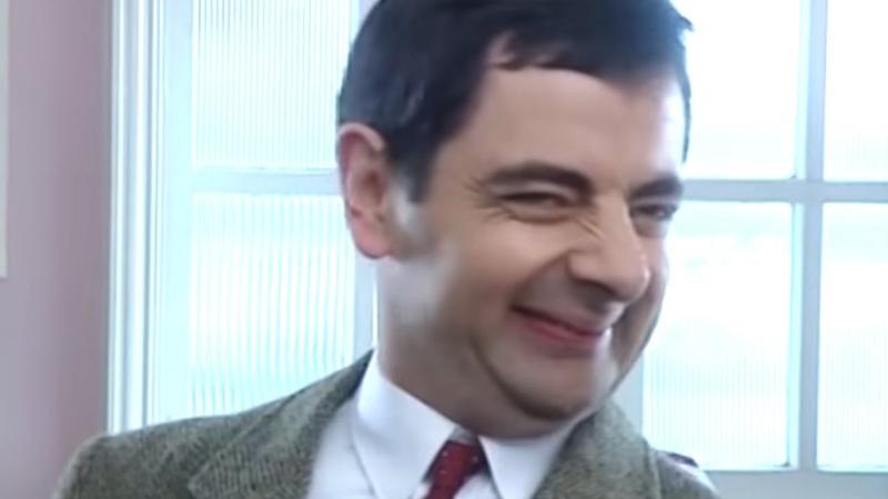 Hit The Headmaster Funny Clip Classic Mr Bean