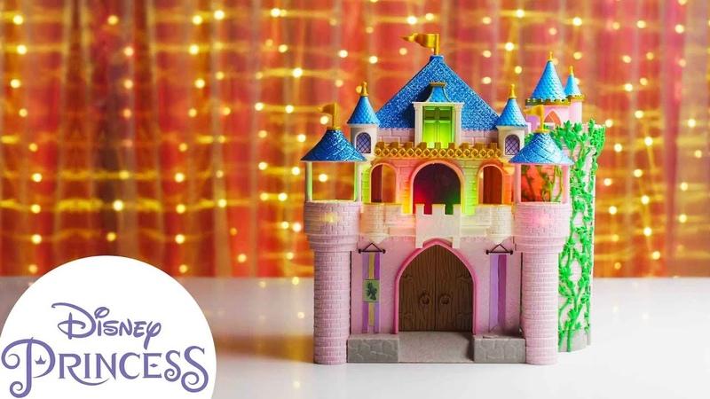 Disney Animators Collection Deluxe Sleeping Beauty Castle Playset   Disney Princess