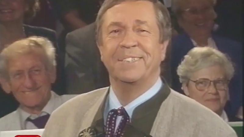 Franzl Lang Dann nehm i mei Mundharmonika 1997