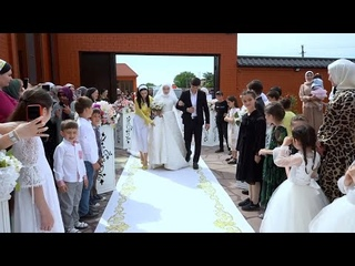 Чеченская НОВИНКА! Самая Красивая Свадьба за Май. Мансур и Линда. . Видео Студия Шархан