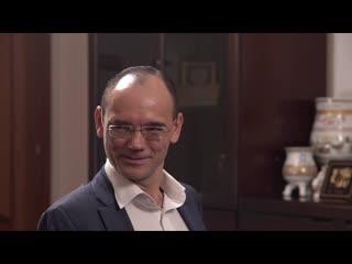 Дмитрий Глушко, первый замминистра просвещения, на Классной встрече РДШ