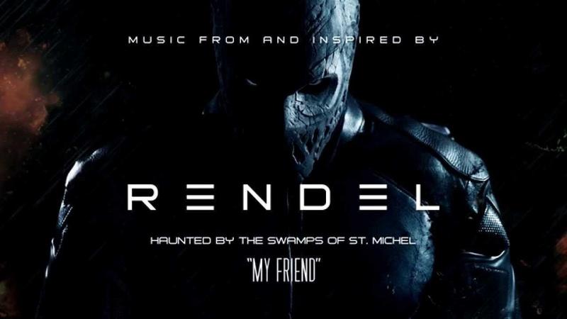 Рендель Rendel 2017 русский трейлер HD