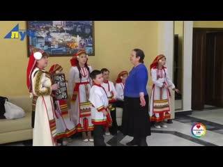 В Альметьевске прошел гала-концерт республиканского фестиваля Звонкая капель