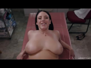 Angela White - Full Body Physical Exam - All Sex Big Natural Tits Juicy Ass Doctor Nurse Blowjob Chubby Plumper Milf, Porn