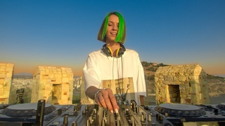 Miss Monique - Live @ Kusadasi Castle (Turkey)