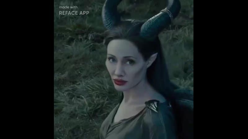 Анджелина Джоли в роли ksu blesk