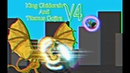 Годзилла против Кинг Гидоры 1 ая часть Кирилл Шин Godzilla VS King Ghidorah 1 st CHAPTER