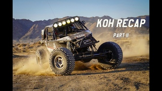 King of the Hammers '19 Recap, Part 2: Race Day