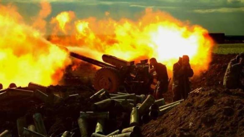 Победный удар Азербайджан вернул Карабах армяне в ловушке Итог уже предрешен Отход оккупантов