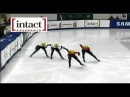 2014 Canadian Short Track Olympic Trials 500m 2 Charles Hamelin 1000pts Charle Cournoyer 816pts Olivier Jean 666pts Rémi Beaulieu 543pts Women 500m 2 Ranking Valérie Maltais 1000pts Marianne St Gelais 816pts Marie Ève Drolet 666pts Jessi