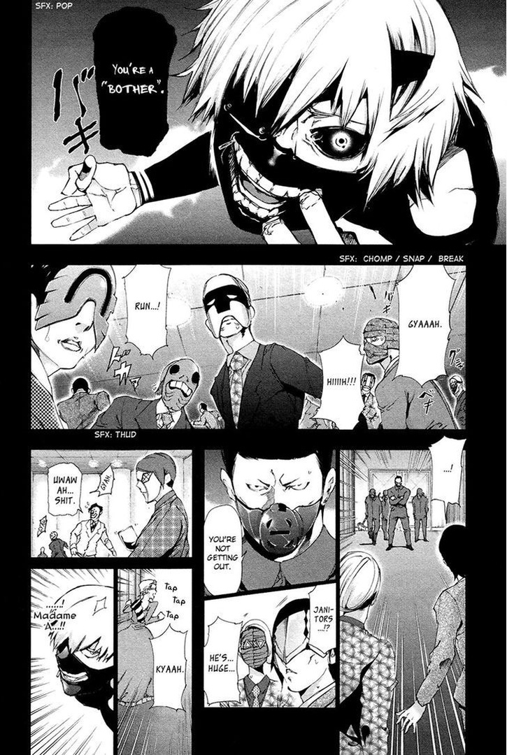 Tokyo Ghoul, Vol.9 Chapter 85 One-Eye, image #12