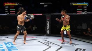 AFC 11 Middleweight @danilkakakoito(Vitor Belfort) vs @id533780547(Paulo Costa)