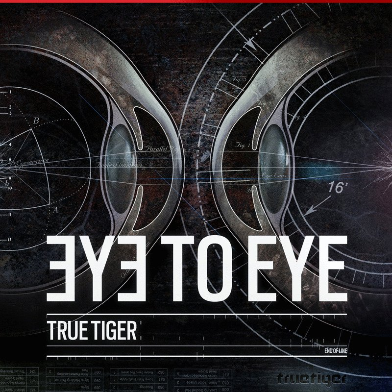 True Tiger album Eye to Eye EP