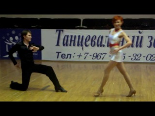 Dance Voyage 2013 final D Саня + Ира