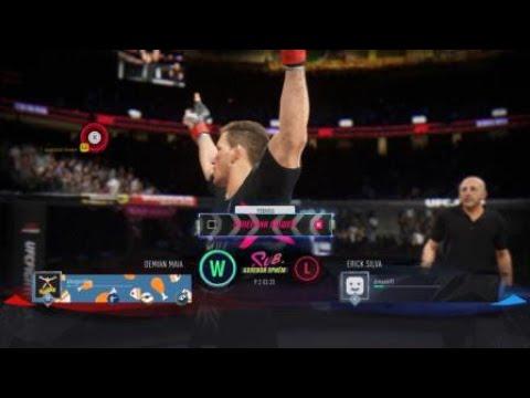 VBL 29 Welterweight Erick Silva vs Demian Maia