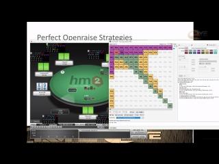 Видеокурс по покеру TournMasterClass-04 Префлоп Идеальная стратегия опенрейзов Практика