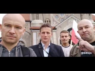 8. Prawa obywatelskie, Ruda Śląska, Stop Plandemii / transm. Sławek Słabicki, Tobiasz Żuchewicz, Piotr Rybak
