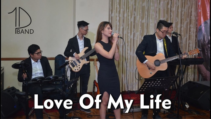 Queen Love Of My Life ID Band Cover Live at Hotel Arya Duta Lippo Village