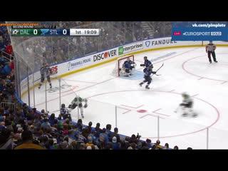 НХЛ. Плей-офф. 1/4 финала. Сент-Луис - Даллас