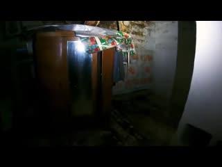 Что скрывает этот заброшенный дом в Чернобыле Сломалась машина и мы застряли в л