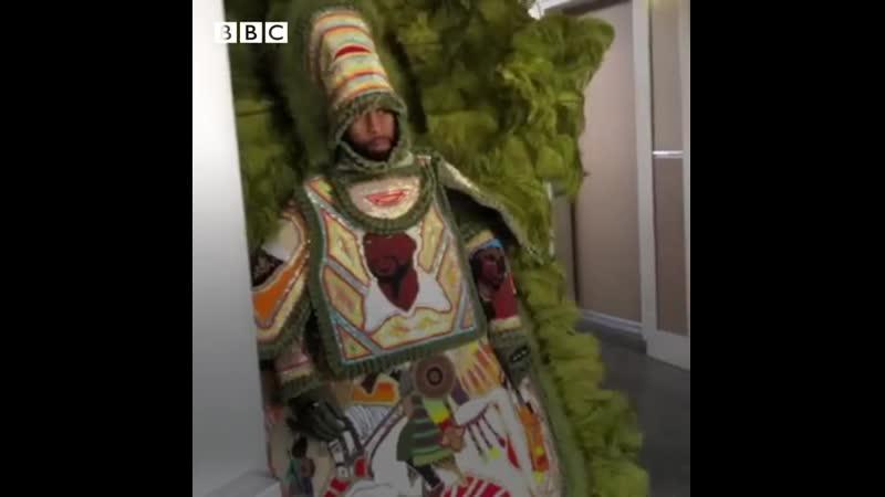 BBC Arts Celebrating Mardi Gras African American style