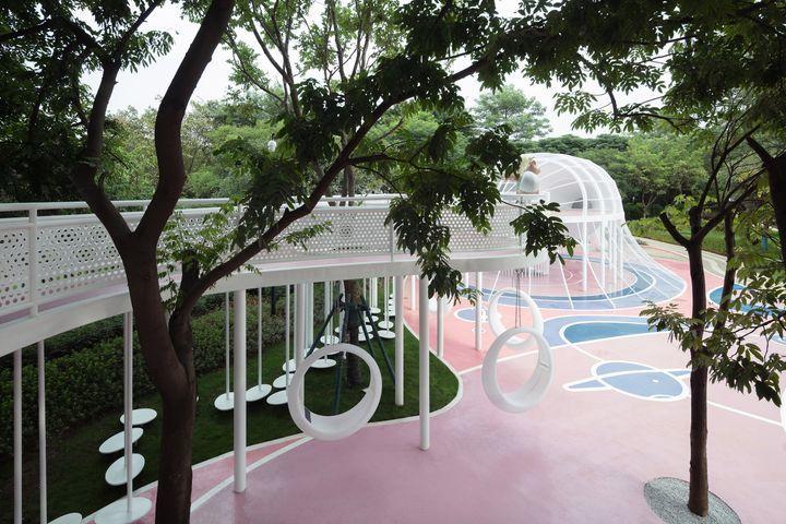 Sunac · Jiangnan Linyu / LD Design