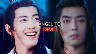 ► WEI WUXIAN │ FROM ANGEL TO DEVIL │ THE UNTAMED