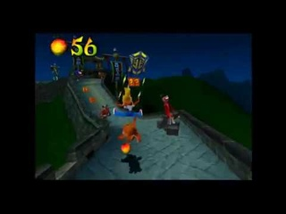 Crash Bandicoot 3: Warped - Toys R Us Test Drive Demo (Rare Beta)