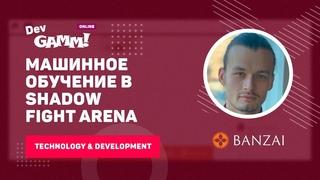 Умный бот и машинное обучение в PvP-файтинге Shadow Fight Arena / Александр Щербаков (Banzai Games)