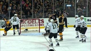 """Dallas Game II"" Bruins-Stars w/SlowMo 2/3/11 1080p HD NESN"