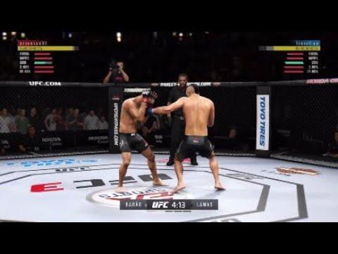 VBl 14 Featherweight Tittle Fight Renan Barao vs Ricardo Lamas