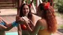 Танцевальная йога yogadance Йога втроём Челлендж йога втроём Асаны йоги для троих красивые девушки