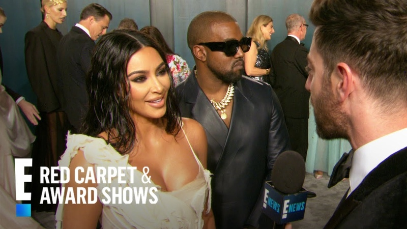 Kim Kardashian Reveals Bar Exam Plans for Summer 2020 E Red Carpet Award Shows