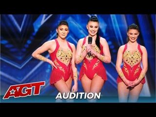 Bello Sisters: The HOTTEST Sister Trio Act On America's Got Talent EVER!