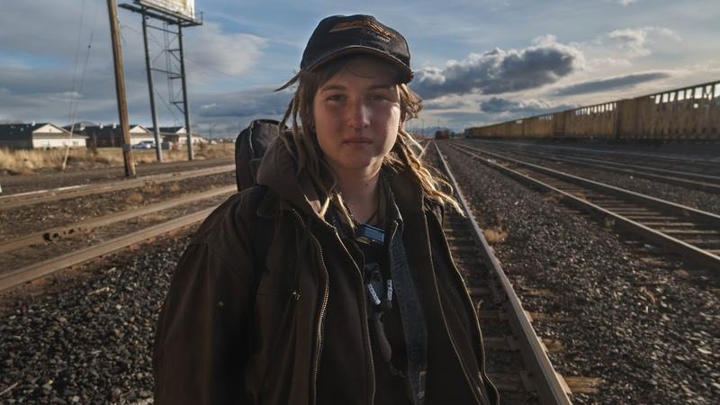 Путешествую с американским бездомным На товарных поездах через США