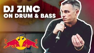 DJ Zinc on Drum & bass, Pirate radio and Grime   Red Bull Music Academy