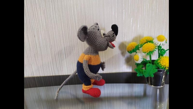 Мышонок Мотя из Кот Леопольд ч 3 Little mouse Mоtya from Cat Leopold р 3