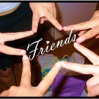 Логотип Друзья