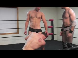 [480]  Muscle Domination Wrestling - Morgan vs Tony vs Damien