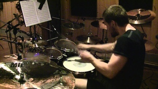 THREAT SIGNAL - Fallen Disciples: Alex Rudinger (Drums) (OFFICIAL VIDEO)