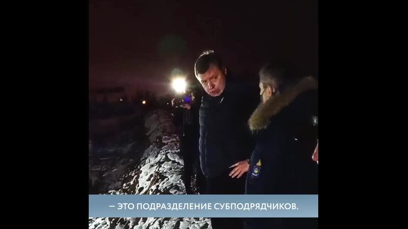 Инспекция Милицейского моста в Астрахани 1080p mp4