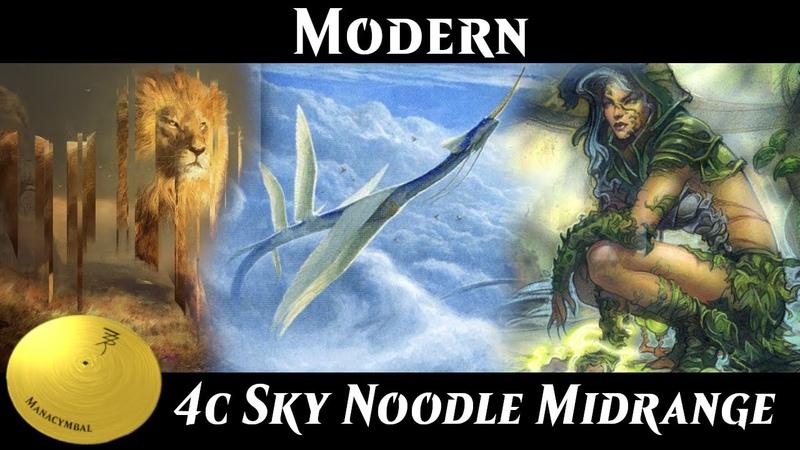 MTGO Modern 4c Sky Noodle Midrange