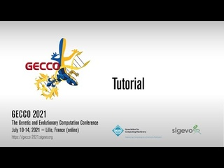 GECCO2021 - tut121 - Introductory Tutorials - Evolution of Neural Networks