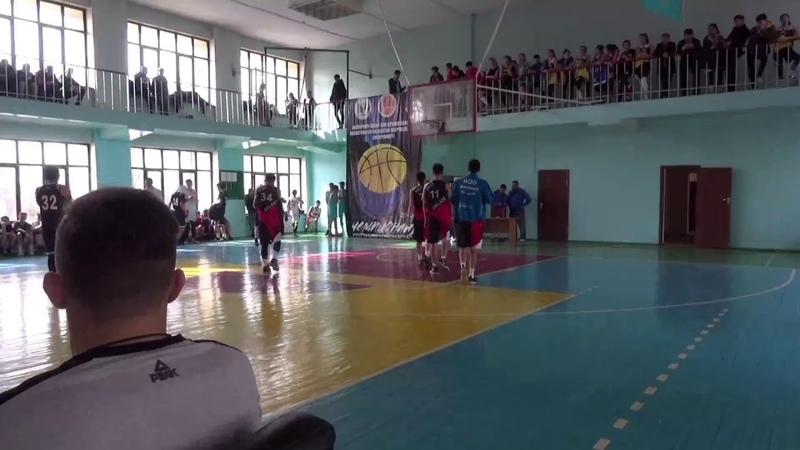 ЧРК по баскетболу 3x3 среди юношей и девушек U-12 , U-14, U-16, U-18